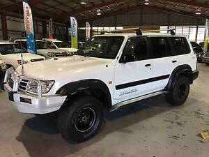 NISSAN PATROL WAGON 7 SEATER TURBO DIESEL RENT TO OWN 4WD Eagle Farm Brisbane North East Preview