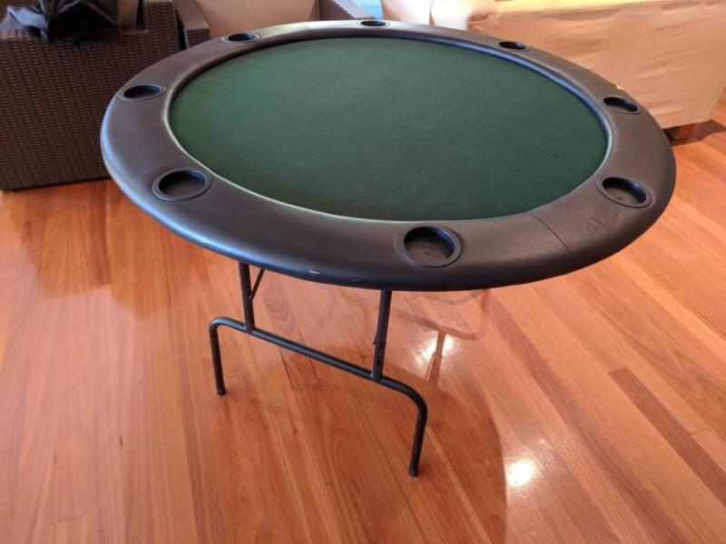 Round poker tables australia ubc poker online