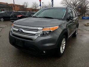 2013 Ford Explorer XLT,LEATHER,POWER LIFTGATE