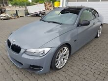 BMW  Coupe 335i xDrive  M Paket Standheizung