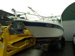 1993 searay 27 Foot Boat with Cuddy