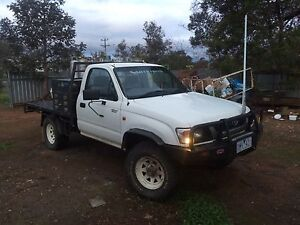2003 Toyota Hilux Ute Inglewood Loddon Area Preview