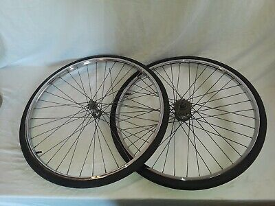 """RALEIGH Bicycle RIMS 26/"""" x 1.3//8 Sturmey Archer 40 Holes Special Section NOS"""