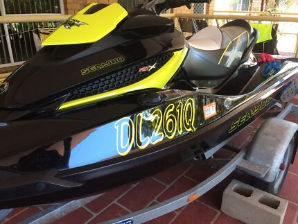 Seadoo RXT 260 RS Supercharged 3 seater