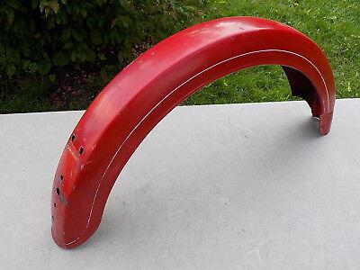 Cimatti City / Town Bike Red Rear Fender ~FastFreeShip~