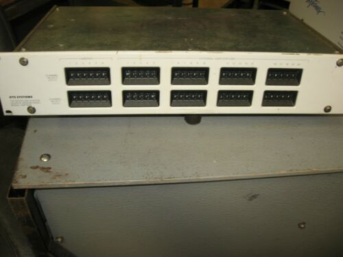 RTS / Telex Intercom SAP 1626 Source assign Panel