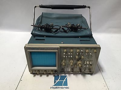 Tektronix 2465 300mhz Oscilloscope 4-channel W Leads