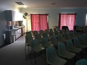 Auditorium for hire. Burleigh Heads Gold Coast South Preview