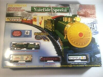 Bachmann LIMITED EDITION Yuletide Special Electric N Scale Train Set No Reserve