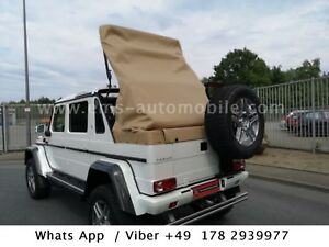 Mercedes-Benz Maybach G 650 Landaulet 1of 99 READY FOR PICK UP