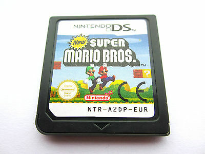 New Super Mario Bros Spiel für Nintendo DS,DS Lite,DSi,DSi XL,3DS DE/EN/FR/IT/ES