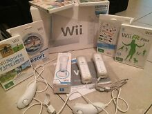 Wii console and games Gawler Gawler Area Preview