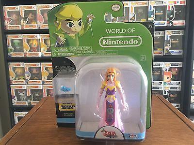 Jakks Pacific Toys Zelda World Of Nintendo Figure New The Legend Of Zelda