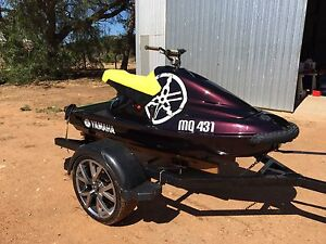 Yamaha Waveblaster free ride jetski Whyalla Jenkins Whyalla Area Preview