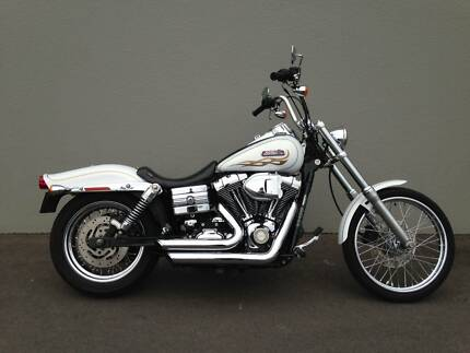 Harley davidson wideglide motorcycles gumtree australia harley davidson dyna wide glide 2007 fandeluxe Image collections