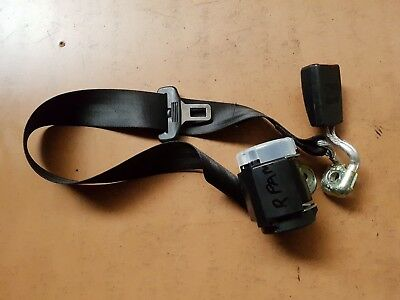 VW GOLF MK5 REAR CENTRE MIDDLE  SEAT BELT WITH BUCKLE  FITS IN SEAT 1K6857807