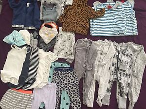 Bonds baby clothes package - over 20 items Surry Hills Inner Sydney Preview