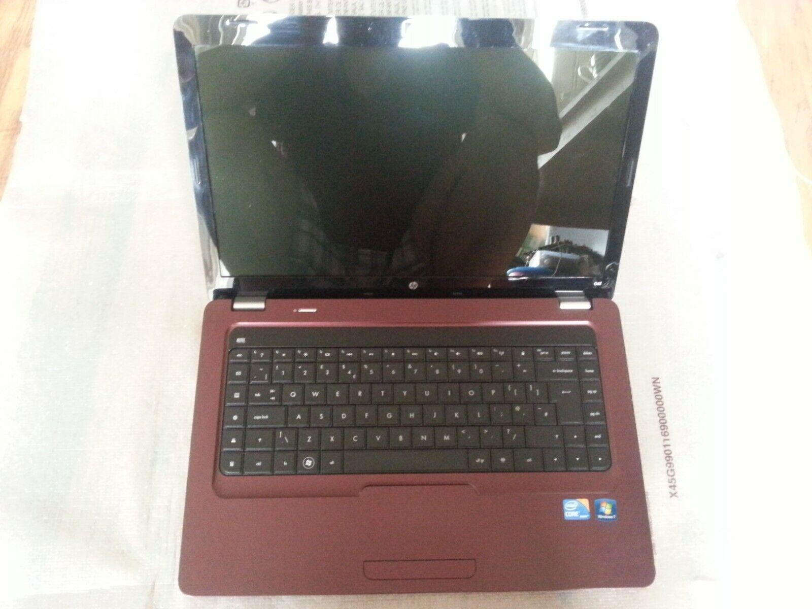 """laptop hp - HP G62-b50sa laptop 15.6"""" Core i3 M350 2.27GHz 6GB RAM 750GB HDD Windows10"""