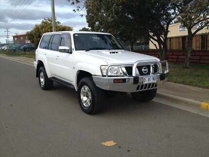 2007 Nissan Patrol Wagon Invermay Launceston Area Preview