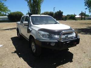 2015 HOLDEN RG COLORADO LS CREW CAB UTE, 4X4 T/DIESEL, MANUAL Holbrook Greater Hume Area Preview