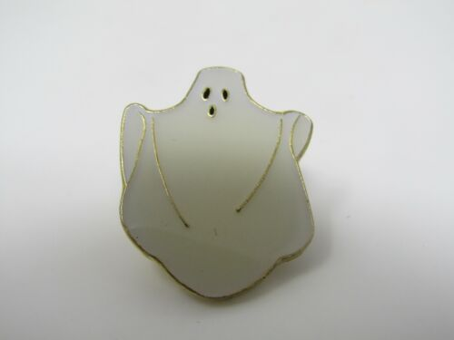 Ghost Pin Vintage Collectible Halloween