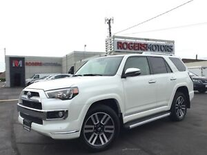 2016 Toyota 4Runner LTD 4WD V6 - 7 PASS - NAVI - LEATHER - SUNRO
