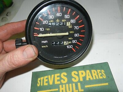 <em>YAMAHA</em> RD125LC MK2TZR125 SPEEDOMETER ASSY 1986 ON PREOWNED 1GM 835