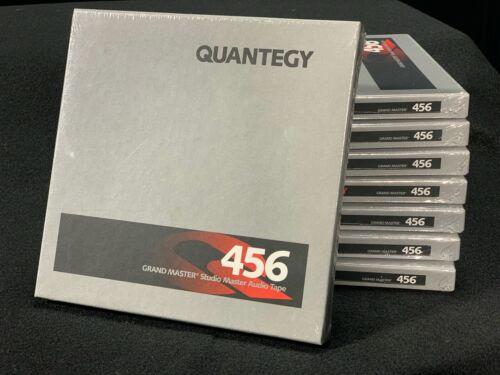 "Quantegy 456 Professional Recording Audio Tape ¼"" X 1200"