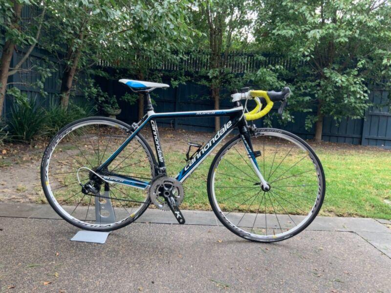 97779440b95 Cannondale super Si x 48cm frame | Women's Bicycles | Gumtree Australia  Kingston Area - Aspendale | 1212355019