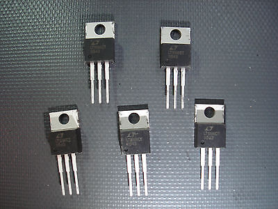 Lt1086ct 1.5a Ldo Pos Adj Voltage Regulator Linear Technology Integrated Circuit