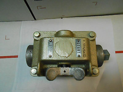47a4254g01 Westinghouse Start-stop Switch New Old Stock