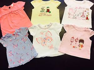 Lot of Baby girl clothing 0-3, 3-6 & more