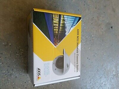 Axis M3205-lve 4 Mp Network Camera - Dome - H.264 H.265 Mjpeg - 1920 X 1080