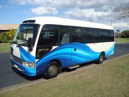 2003 Toyota Coaster Bus BB50 Banora Point Tweed Heads Area Preview