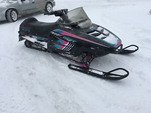 1995 POLARIS INDY 500 SERVICED READY TO RIDE WITH OWNERSHIP