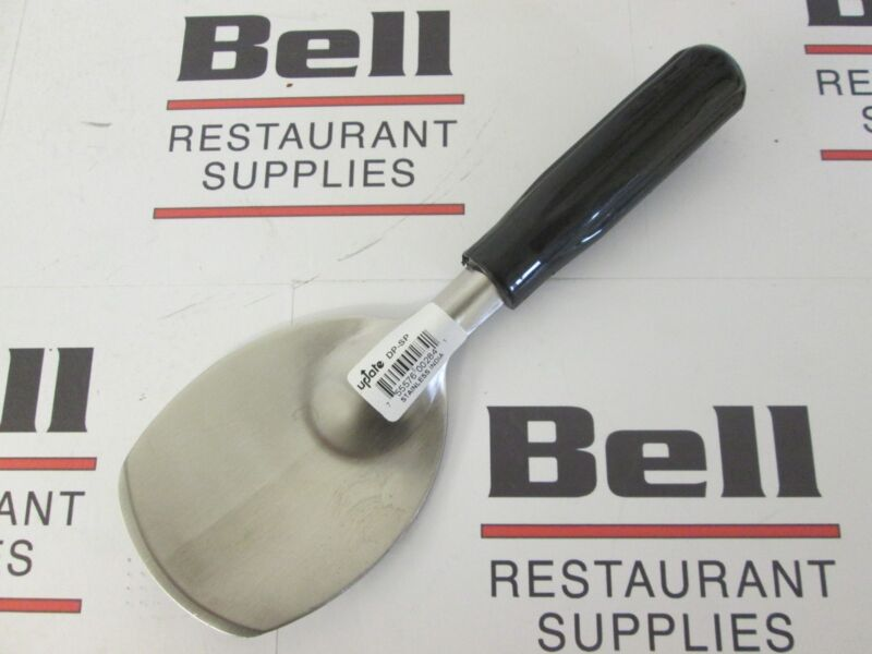 *NEW* UPDATE DP-SP ICE CREAM SPADE- ESPRESSO - BLACK BAKELITE HANDLE