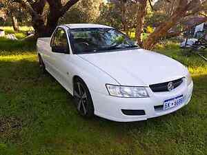 2007 VZ Commodore Ute 6 spd manual Armadale Armadale Area Preview