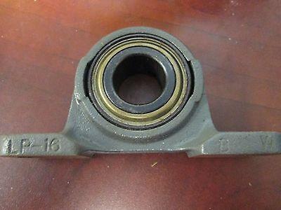 Sealmaster Pillow Block Bearing Lp-16 Shaft Size 1 New Surplus