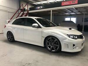 2013 Subaru WRX STi 16,000 klms (260Kw - 465Nm) Ascot Belmont Area Preview