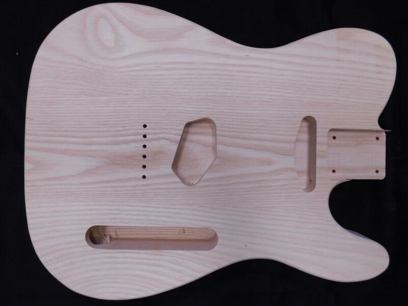 Ash T-Style Guitar Body