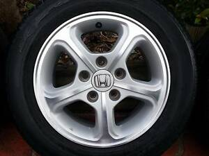 2006 - 2011 FD HONDA CIVIC – Genuine alloy wheels Tuggerah Wyong Area Preview
