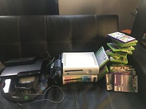 Ton of games and consoles