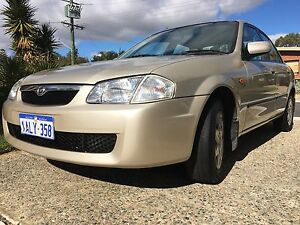 Mazda 323 Protege 1.8L Model BJ Girrawheen Wanneroo Area Preview