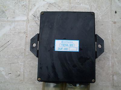 <em>YAMAHA</em> VMAX V MAX VMX1200 CDI ECU TID14 95  3UF 00  IGNITER BLACK BOX