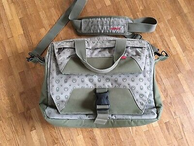 Gravis Tasche (GRAVIS Messenger Bag DJ Bag Notebook Tasche Laptop Burton Anon)