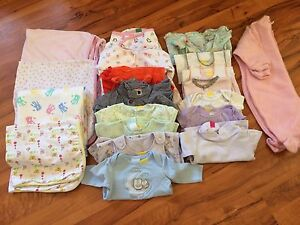 Baby Girl Clothes lots 0-3M