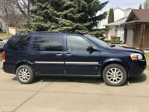 All Wheel Drive Minivan