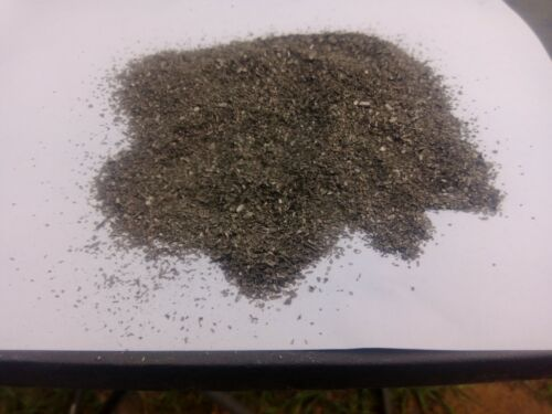 Titanium Powder,  -4 + 40 Mesh. Hammer Milled Flake.  1 lb. lot.  Free Shipping