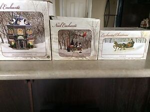Porcelain Christmas pieces Kawartha Lakes Peterborough Area image 1
