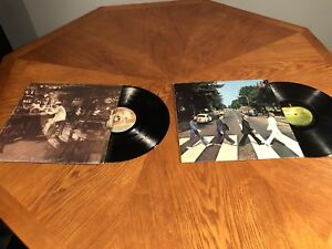 Beatles. Led zepp vinyl